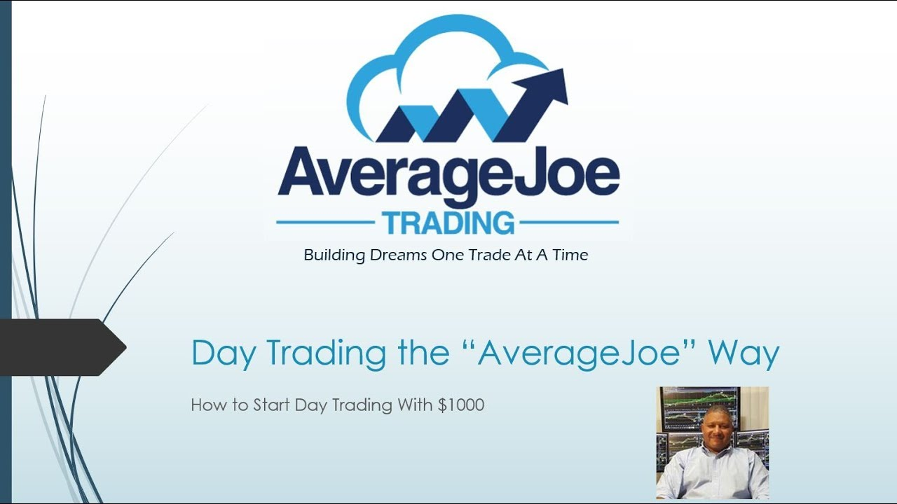How to Start Day Trading With $1000