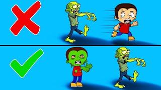 How to survive a zombie apocalypse. Top life hacks. Part 2