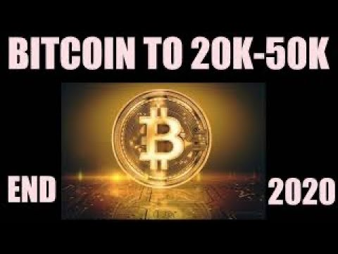 BITCOIN TO 20K-50K BY YEAR END! BITCOIN & ALTCOIN PUMP FROM CME WONT LAST!
