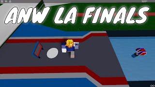 ANW Season 11 - LA Finals - Roblox