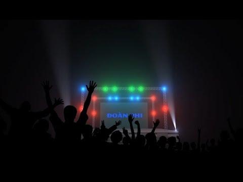 Ru Yi (Remix) - DJ Minh Anh - Stage Lights
