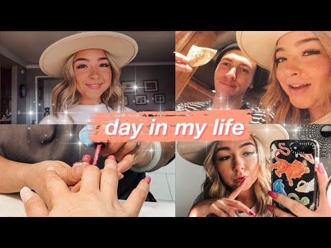VLOG | Getting Nails Done, Dinner Date, Etc.