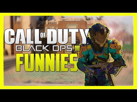 Black Ops 3 Funnies - Aussie Shore, Rib Game, And More! (BO3 Funny Moments)