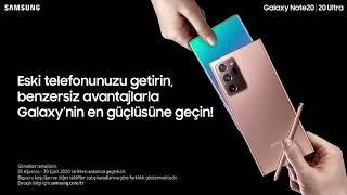 Galaxy Note20, şimdi Satışta! | Samsung