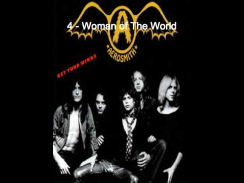 Aerosmith [1974] - Get Your Wings (Full Album)