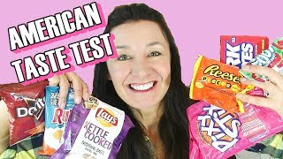 AMERICAN TASTE TEST Pixy Stix Lays Vote A Flavor and more