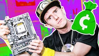 $30 MOTHERBOARD?! - Can it game?