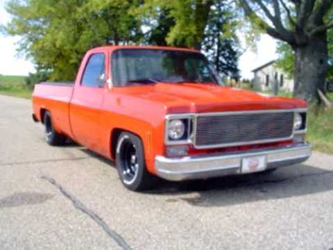 77 Chevy Truck >> 1977 Silverado Pickup For Sale 383 Stroker