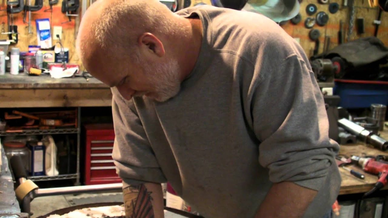 diy metal casting furnace part 1 youtube