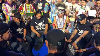 Iron Boy Drum - Prior Lake, MN | Northern - Gathering Of Nations Powwow 2018