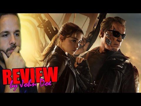 Terminator Génesis 2015  CRÍTICA    HD  Genisys  Alan Taylor  Schwarzenegger  Clarke