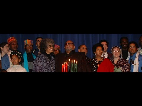 Kwanzaa: As fictional as Festivus but even Obama pretends it's real