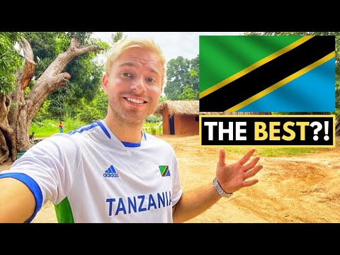 Is TANZANIA The BEST Country In AFRICA?