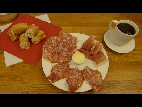 French Baguette Buffet (Breakfast)