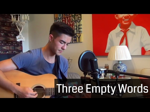 Three Empty Words - Shawn Mendes | Stephen Marzo Cover