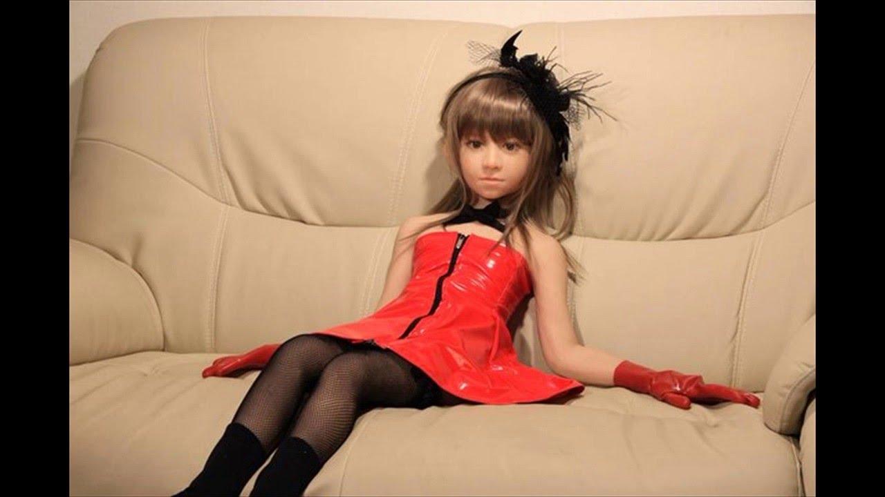 Empresa crea muñecas sexuales infantiles para evitar la pedofilia
