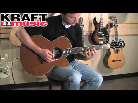Kraft Music - Yamaha CPX700II Acoustic-Electric Guitar