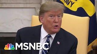 Watch When Robert Mueller Endgame News Broke On Live TV | The Beat With Ari Melber | MSNBC