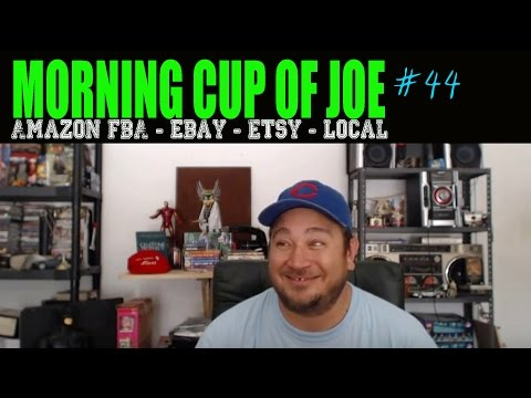 WASTING TIME & SAVING MONEY | AMAZON FBA & EBAY | MCOJ #44