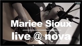 Mariee Sioux - Ghost In My Heart ? Live @ Nova
