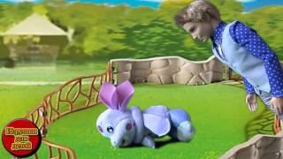 Сериал Барби Зоопарк Лунтик Заболел Серия 1 Куклы барби мультик
