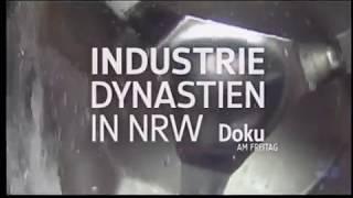 Reinhard MANNESMANN Industrie Dynastie