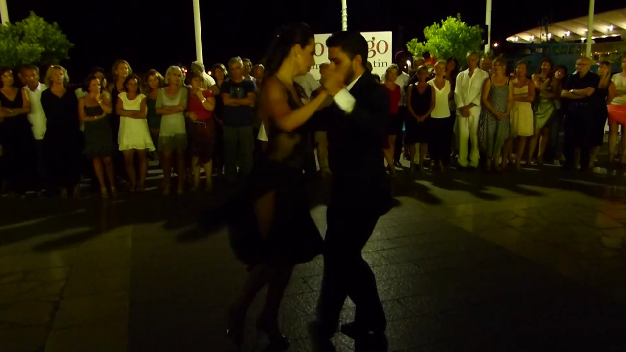Julie Debrincat & Mathieu Charnay - Mandria - Toulon - So Tango ...