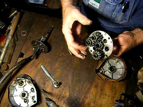 Lawn Mower Differential Locking Youtube