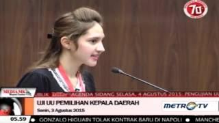 MK TV - Tsamara Amany