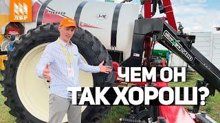 Аппликатор-растениепитатель NitroGro 5010 для внесения КАС и ЖКУ