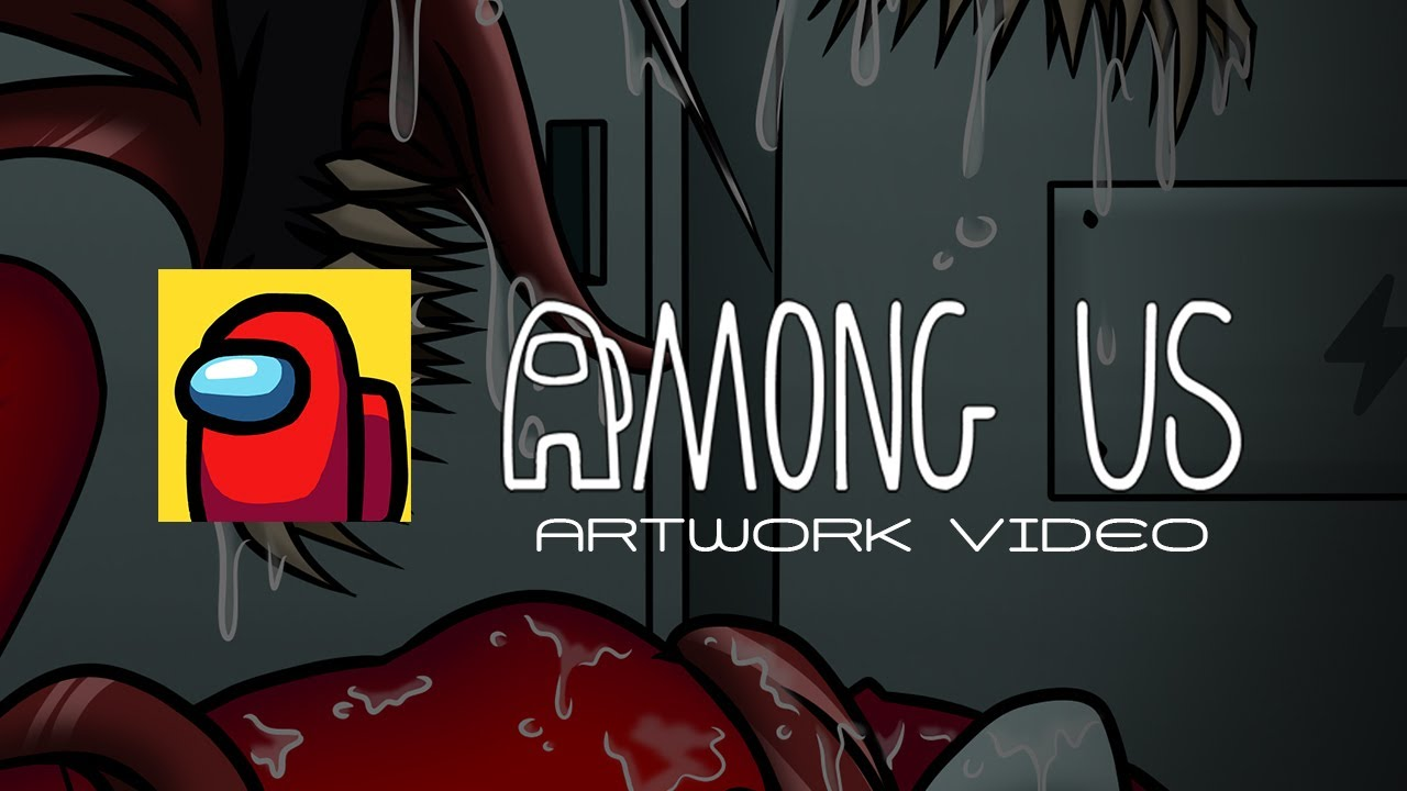Among Us Short Fan Art Video The Impostor Among Us Youtube