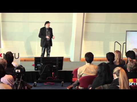 Cell phone cinema | Karl Bardosh | TEDxNYU