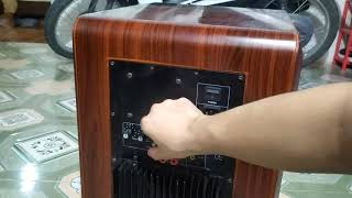 Hướng dẫn sử dụng và kết nối loa sub điện đúng cách và hiệu quả