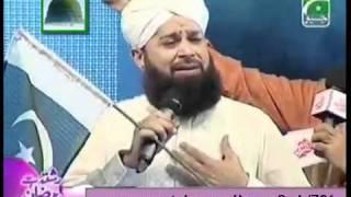 Owais Raza Qadri Aye watan pyare watan Pak watan (milli naghma In High Quality)