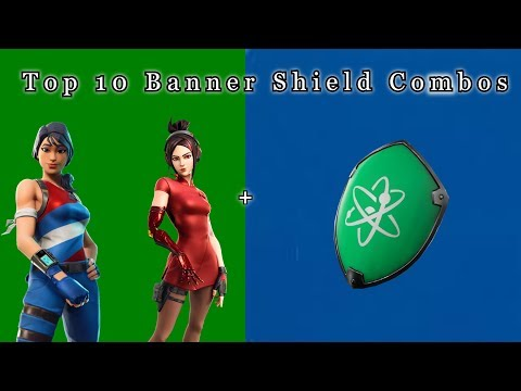 Top 10 Best Combos With Banner Shield