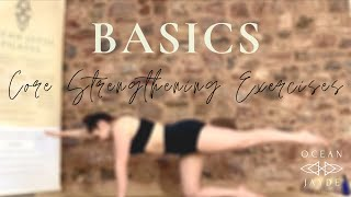 Basics - Core Exercises in Kneeling