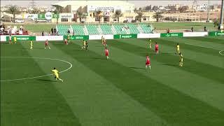 مباراة #النجم_الأحمر الصربي   2  :  0 #النصر السعودي  #كأس_القادة_السعودي 2020م