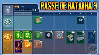 Fortnite-BATTLE PASS 3-MORE CATEGORIES, NEWS and PRICE