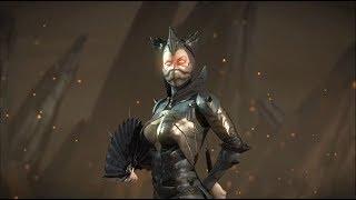 Dark Empress Kitana Tribute Mortal Kombat Theme