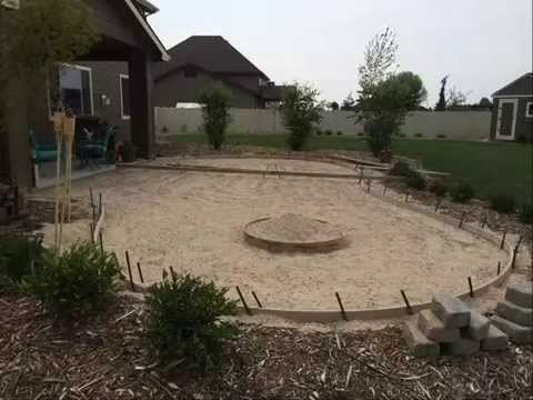 Top Local Concrete Contractor in Boise Idaho 208-695-9031
