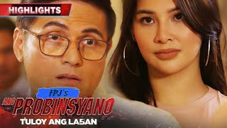 Mariano is mesmerized by Cassandra's beauty | FPJ's Ang Probinsyano