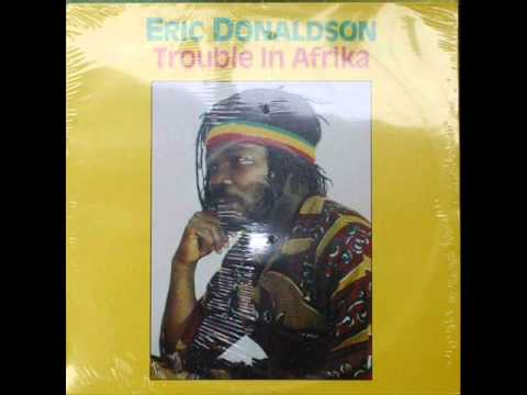 Eric Donaldson Trouble in Afrika - No Slave