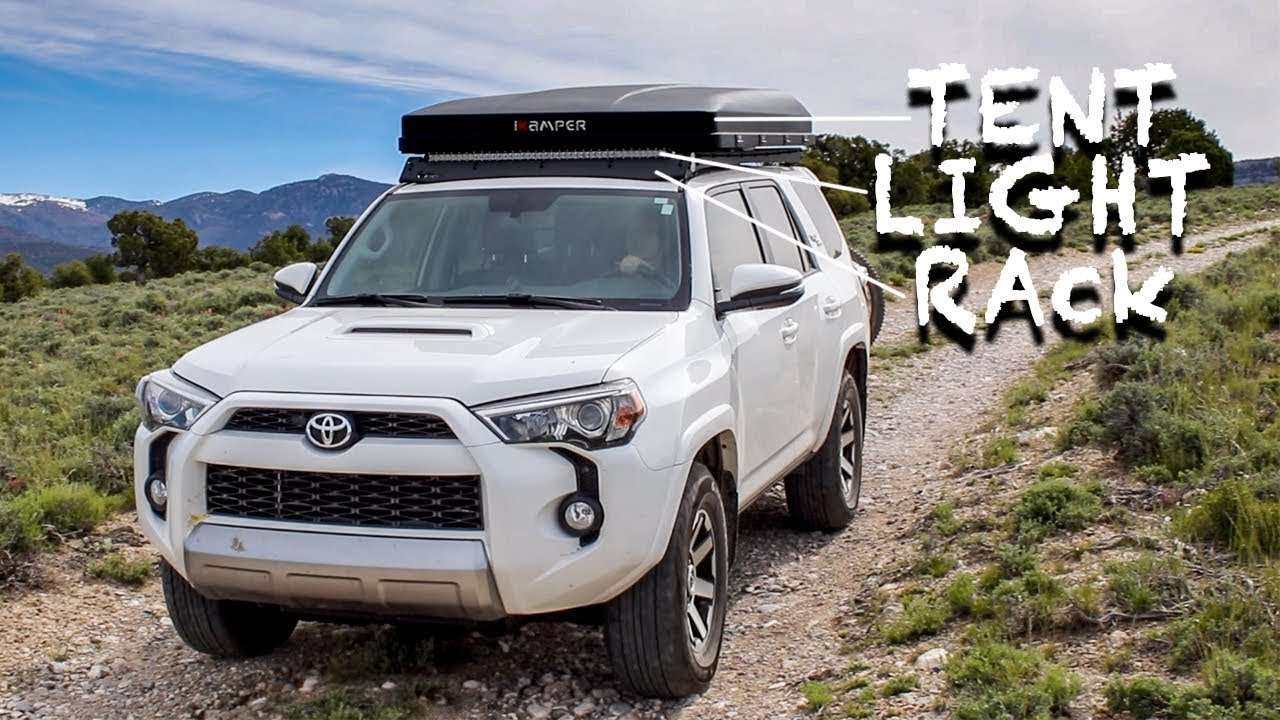 Toyota 4runner Camper   Best Upcoming Cars Reviews