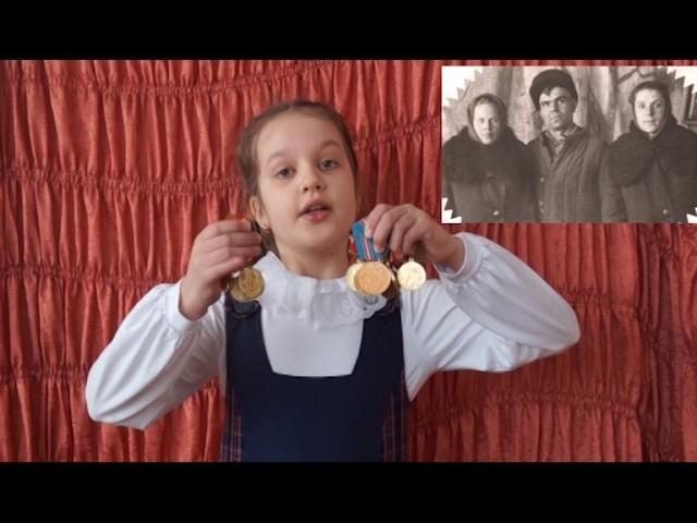 Изображение предпросмотра прочтения – МаргаритаФадеева читает отрывок изпроизведения «Родники» АнатолияИвановичаШестопалова