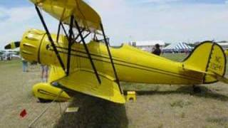 Fly-in, Biplane Expo at Bartlesville OK