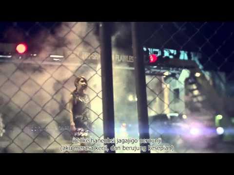 INDO SUB & LIRIK 2NE1  LONELY MV HD