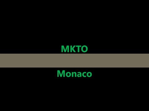 MKTO - Monaco (Lyrcis)