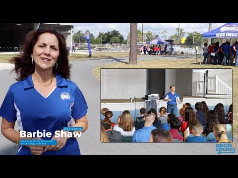 South Sumter Middle School Students Energy Basics