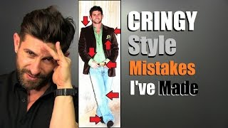 10 EMBARRASSING Style Mistakes I've Made!