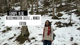 Europe Vlog: Neuschwanstein Castle + Munich Edition | Amelia Ristiyana(CLICK ME ;) Come with me as I walkthrough how to reach the infamous Neuschwanstein Castle, the castle that inspired Disney's castle as well as share tips on ..., 2016-05-07T16:23:29.000Z)